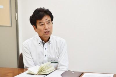ユニディ松戸ときわ平店 奥田 次朗 氏