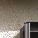 モルタル外壁ヘアクラック