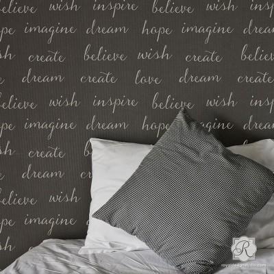 6255L-modern-vintage-wall-lettering-stencils-decor