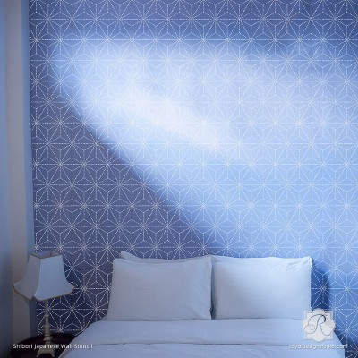 6256L-geometric-asian-wall-stencils-accent-walls
