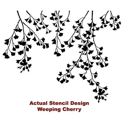 Cherry-Branches-stencil-1