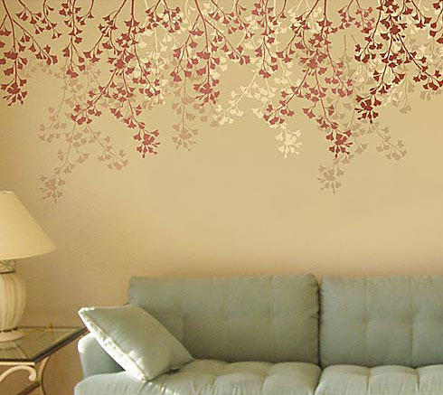 Cherry_branches-stencil