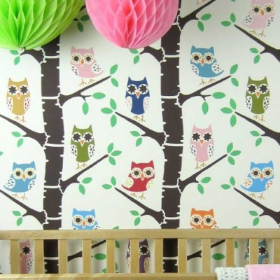Forest-owls-nursery-stencil-woodland-decor-DIY