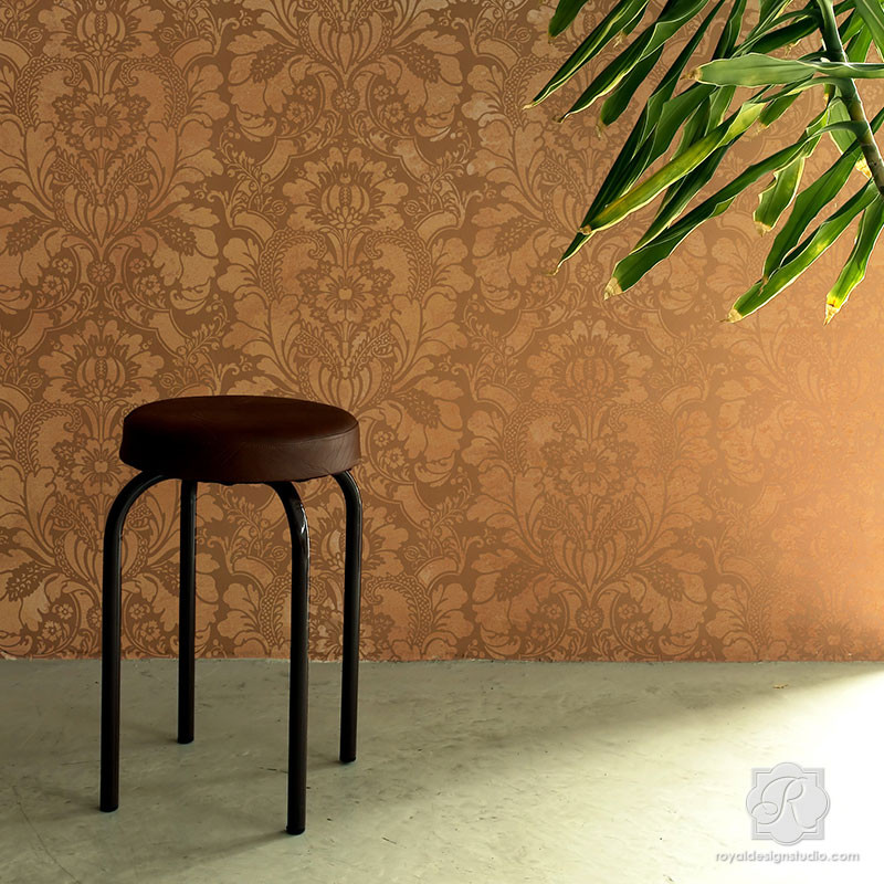 classic-european-wall-decor-wallpaper-stencils