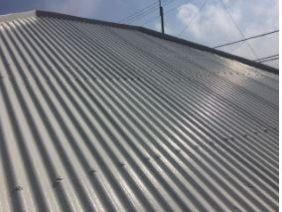 金属屋根 - コピー