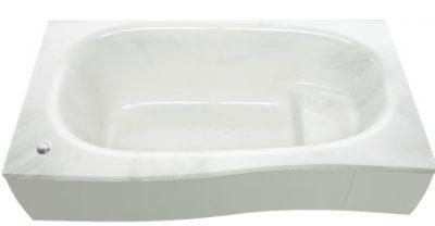 人工大理石 浴槽