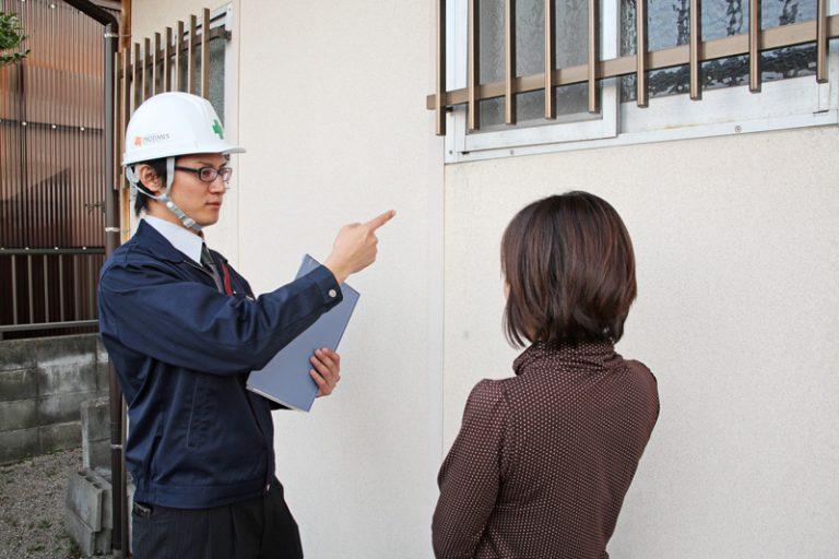 外壁塗装の業者選び