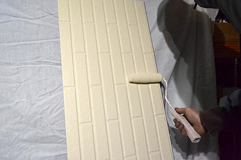 上塗り 木原一級塗装技能士
