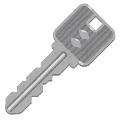 ディスクシリンダー錠