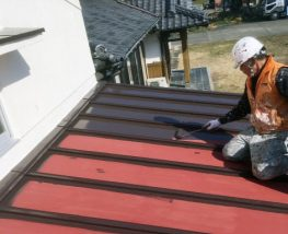 屋根塗装 耐久年数