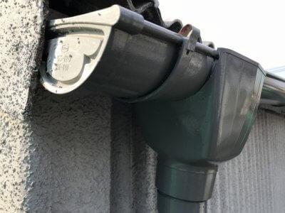雨樋の集水器