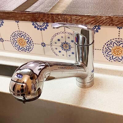 食洗機水栓